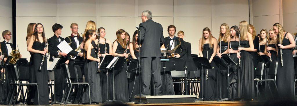 Old Abe Wind Ensemble